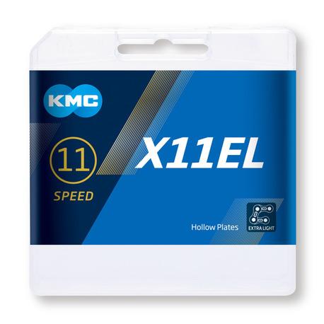Cadena Kmc X11 el oro 118p 11v